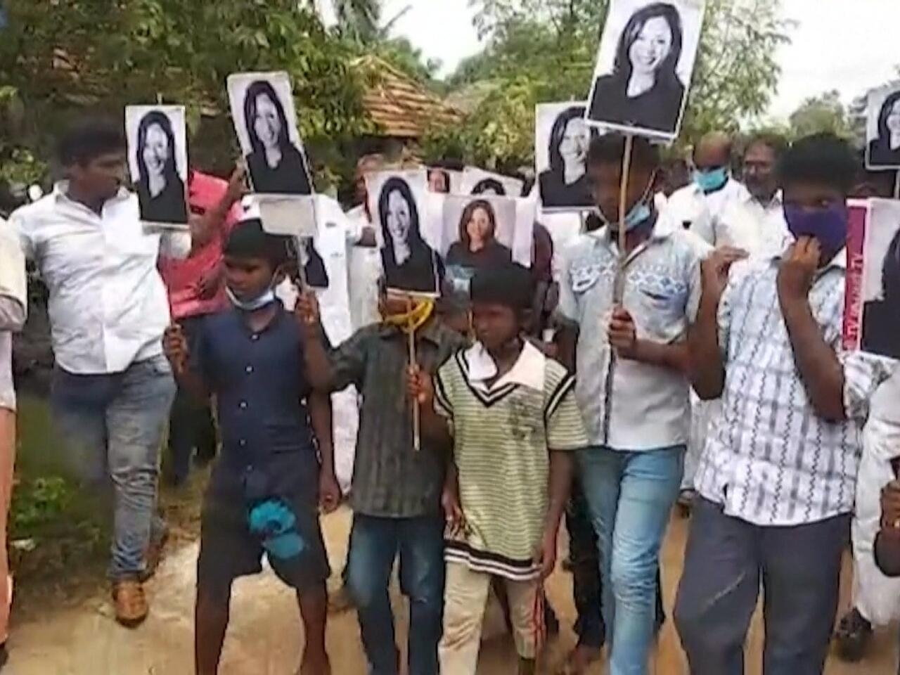 Kamala Harris S Ancestral Village In India Celebrates Her Us Election Success Access Asia