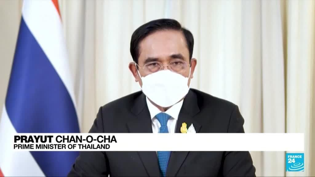 2021-10-12 09:12 Thailand to re-open to vaccinated tourists from November