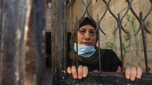 Tahani al-Rifi, a 34-year-old Palestinian thyroid cancer patient in the Gaza enclave, has been unable to travel for radiotherapy in the West Bank because of coronavirus restrictions