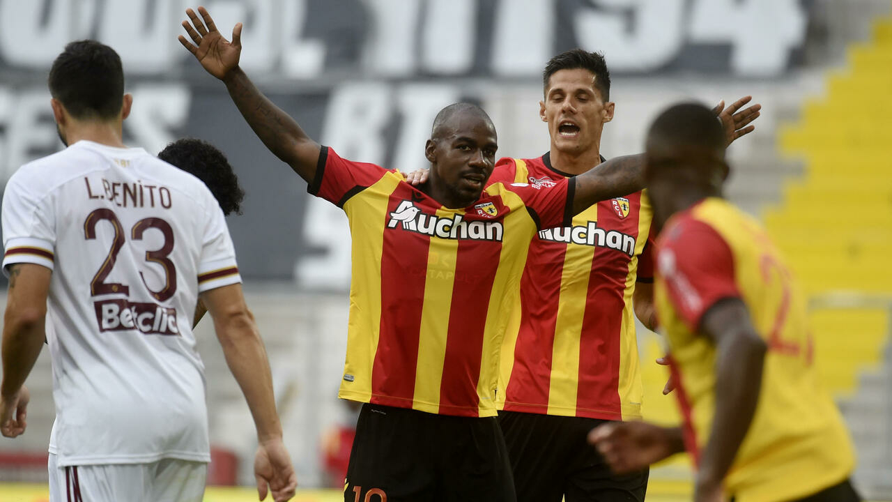 L1: we can't stop RC Lens anymore! - France 24 - Teller Report