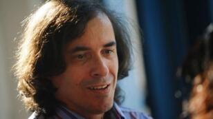 L'écrivain roumain Mircea Cartarescu
